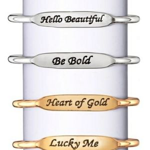 "AVON Collection ""Be Bold"" Silver Bracelet"